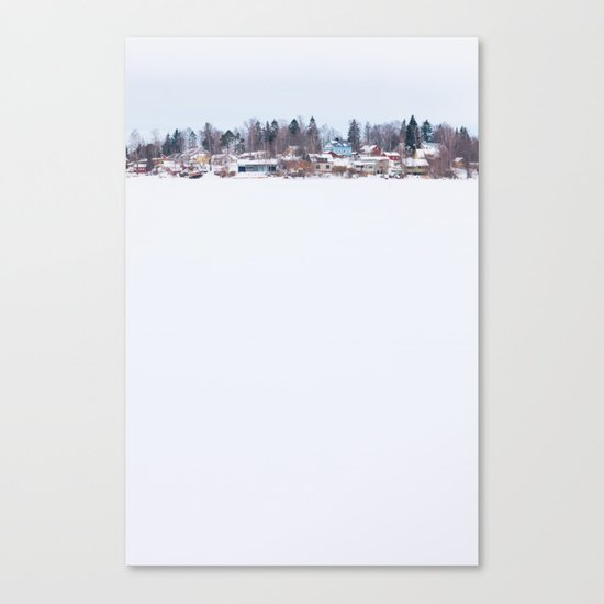 Finland Canvas Print