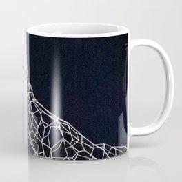 The giraffe in the night Coffee Mug