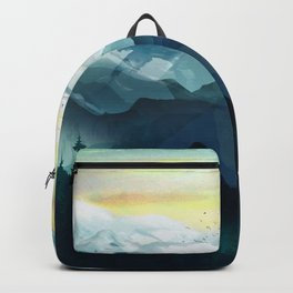 Mountain Range Backpack