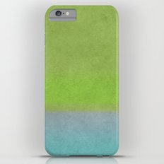 Green greenery greenish iPhone 6s Plus Slim Case
