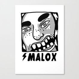 malox Canvas Print