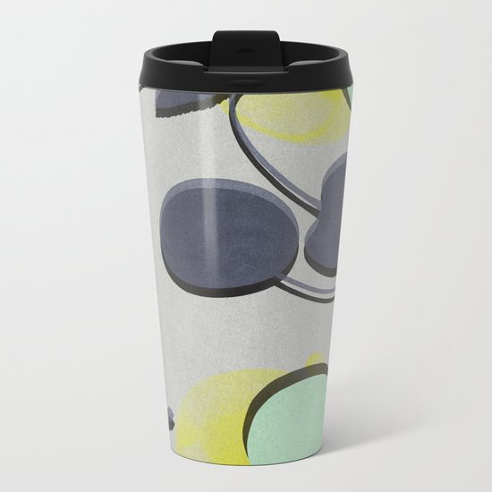 Cherry 1 Metal Travel Mug