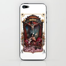 Cirque du Mort iPhone & iPod Skin