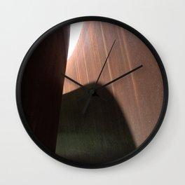 Hidden Path Wall Clock