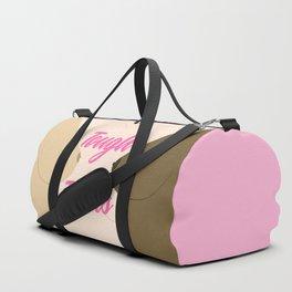 Tough Titties - Nipple Version Duffle Bag