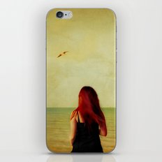 from a distance iPhone & iPod Skin
