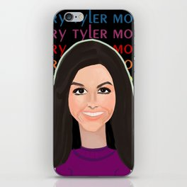 Mary Tyler Moore iPhone Skin