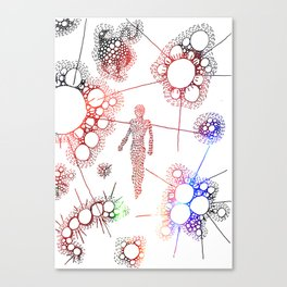 Stargirl Canvas Print