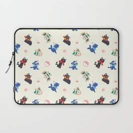 Alolan Starters Laptop Sleeve