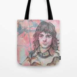 Rick Wright - Comfortably Numb Tote Bag