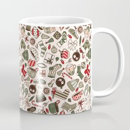A Cozy Christmas Morning Coffee Mug
