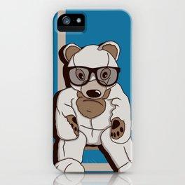 Bear hugs iPhone Case