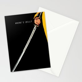 WHERE'S BILL Stationery Cards