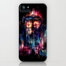 All of Time and Space iPhone (5, 5s) Slim Case