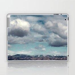 Clearly Cumulus Laptop & iPad Skin