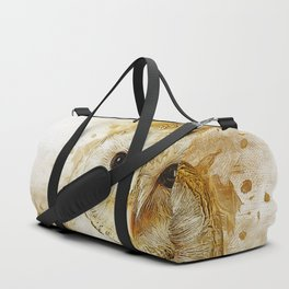 Barn Owl Duffle Bag