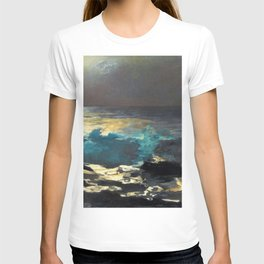 Winslow Homer1 - Sunlight On The Coast - Digital Remastered Edition T-shirt