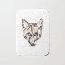Edges (Coyote) Bath Mat
