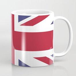 United States and The United Kingdom Flags United Forever Coffee Mug