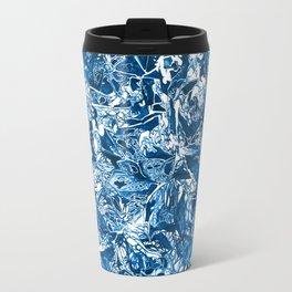 Blue Study Travel Mug
