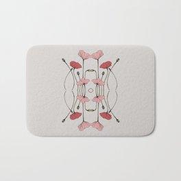 Sweet Flower Bath Mat