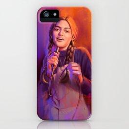 Queen of Pop - Nazia Hassan iPhone Case