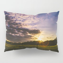 Underneath the Oklahoma Sky Pillow Sham