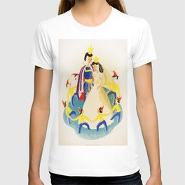 Vintage poster - Snow White T-shirt