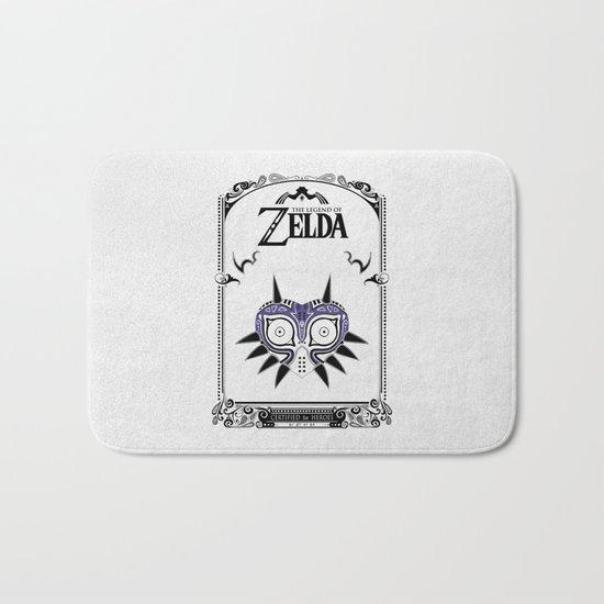 Zelda legend - Majora's mask Bath Mat
