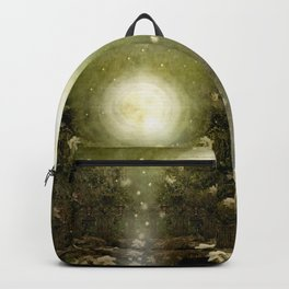 The Great Lie, Forest Backpack