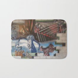The Wall Bath Mat