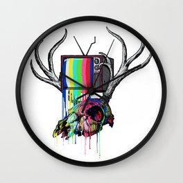 COLORS TV Wall Clock