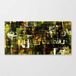 Grid Series Canvas Print