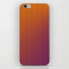 Loop Pattern 4 iPhone & iPod Skin