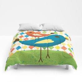 chirp chirp Comforters