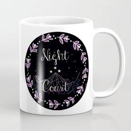 Starry Night Court Coffee Mug