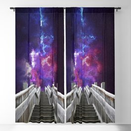 Stairway to Heaven Blackout Curtain