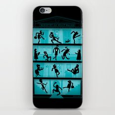 Silly Walking iPhone & iPod Skin