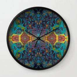 Chaos Theory Wall Clock