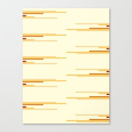 shades of creme Canvas Print