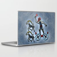 thor Laptop & iPad Skins featuring Thor by Thor Ewing