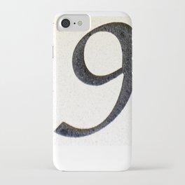 291 iPhone Case