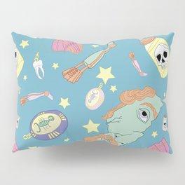 Oddity Pattern (Teal) Pillow Sham