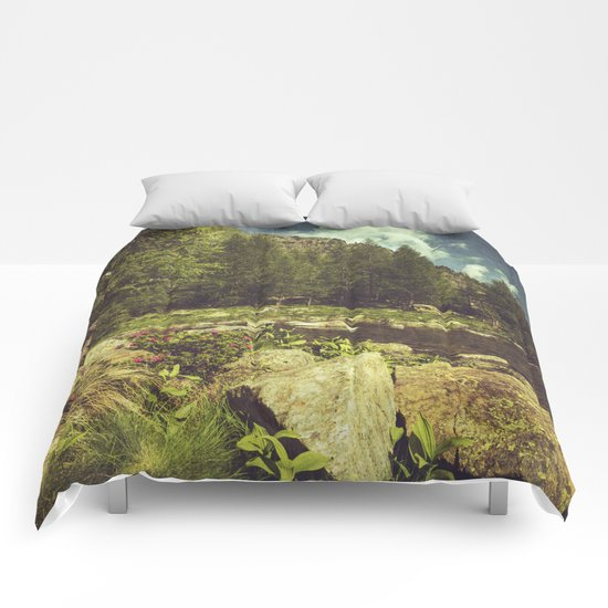 Alpine Idyll Comforters