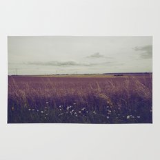 Autumn Field III Rug