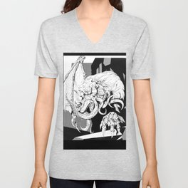 The Great Old One Unisex V-Neck