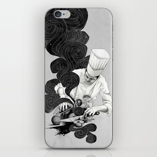 Galactic Chef iPhone & iPod Skin