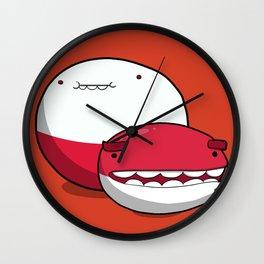 Pokémon - Number 100 & 101 Wall Clock