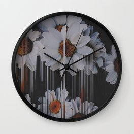 A little pretty, A little Messed up Wall Clock