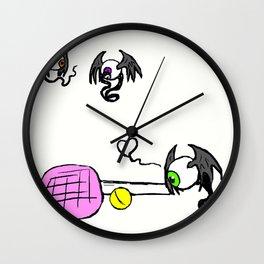 Fleye by Love Wall Clock